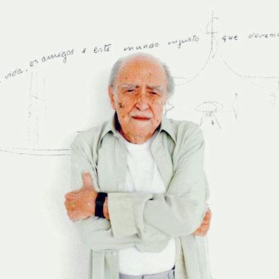 Oscar Niemeyer (Rio de Janeiro, 1907-2012)