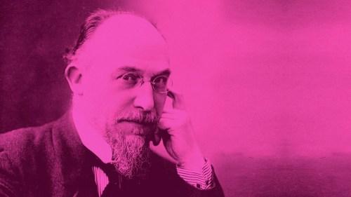 Erik Satie (Honfleur, 17 maggio 1866 – Parigi, 1 luglio 1925)
