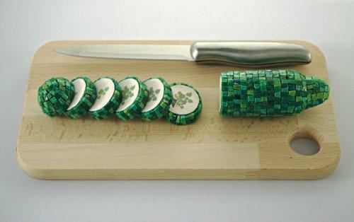 Silvia Naddeo, Storia di una zucchina